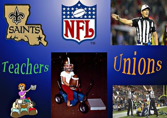 Teachers Unions Football