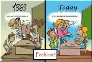 Education Yesterday and Today